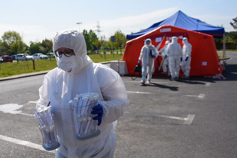 Koronawirus w Polsce. Gdzie wykonano najwięcej testów?