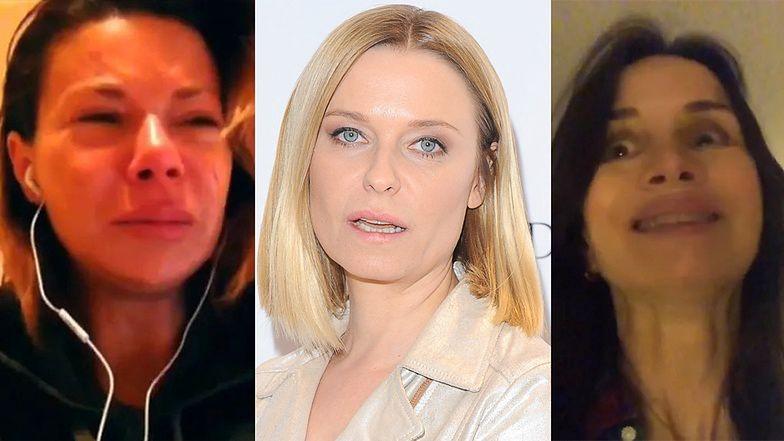 """Paulina Młynarska uderza w koronasceptyków: """"Jaką trzeba mieć w sobie PIEP**ONĄ BUTĘ, żeby rzucać spiskowe BREDNIE Z YOUTUBE'A"""""""