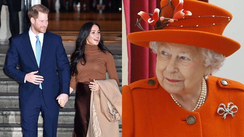"""Meghan Markle nie zamierza odcinać Harry'ego od rodziny królewskiej? """"Chce, żeby mieli dobre relacje"""""""