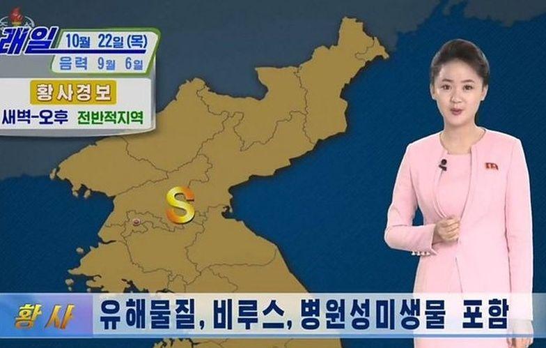 """""""Żółty pył z Chin"""". Kim Dzong Un wydał rozkaz"""