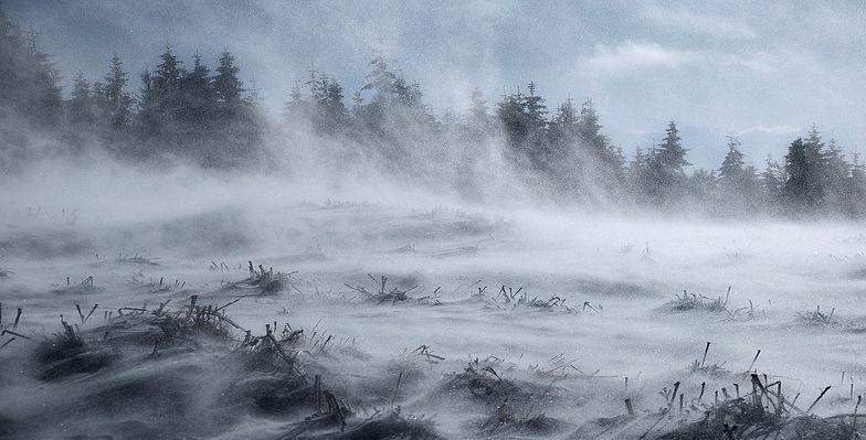 Śnieg i spadek temperatury. Pogoda na najbliższy weekend