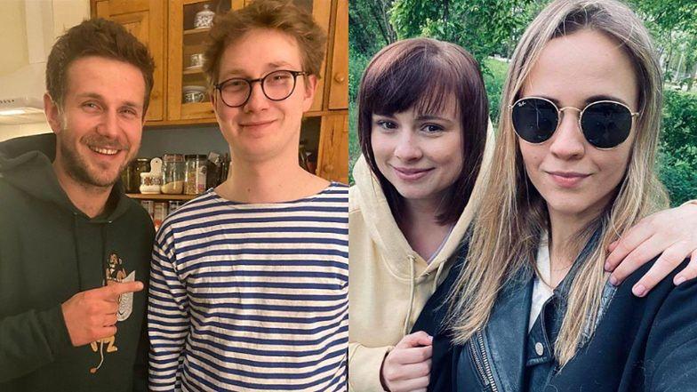 Obecna dziewczyna Antka Królikowskiego przyjaźni się z jego byłą dziewczyną, która urodziła dziecko jego bratu (FOTO)