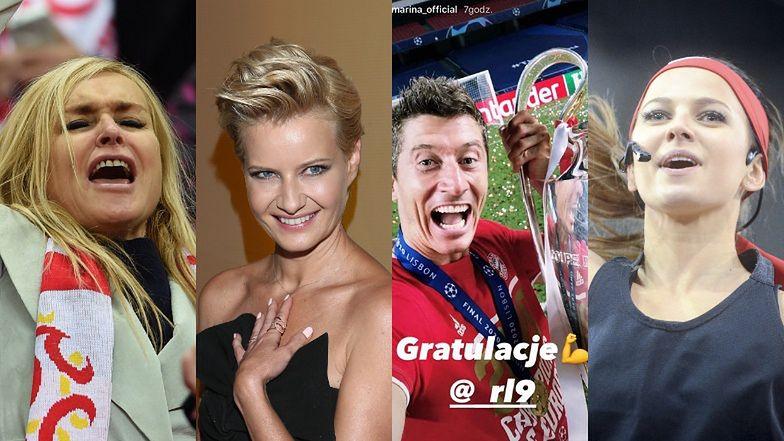 Gwiazdy gratulują Robertowi Lewandowskiemu triumfu w Lidze Mistrzów