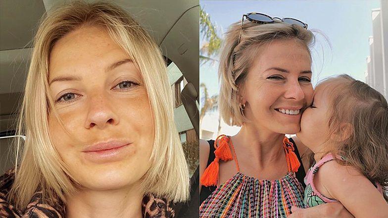 """Edyta Pazura krytykuje nowy trend na Instagramie: """"Brudny stół i TŁUSTE WŁOSY"""""""