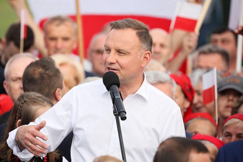 Andrzej Duda wkręcony przez rosyjskich pranksterów. Prezydent tłumaczy się z rozmowy