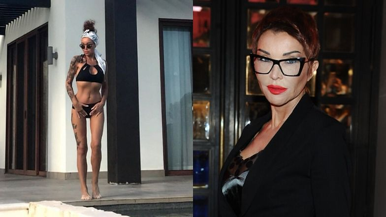 """Ewa Minge zdjęciem w bikini walczy z kultem ciała: """"Cały dzień pstrykamy swoje poślady. Po co się ścigać w kontekście jakości d*py?"""""""