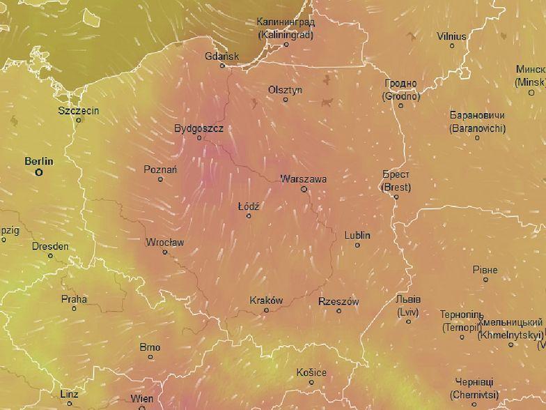 Pogoda na dziś - środa 15 lipca. Alert pogodowy dla 7 województw Polski