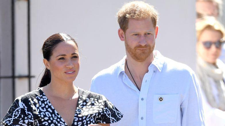 Meghan Markle i książę Harry odcinają się od świata? Zastosowali dodatkowe środki bezpieczeństwa
