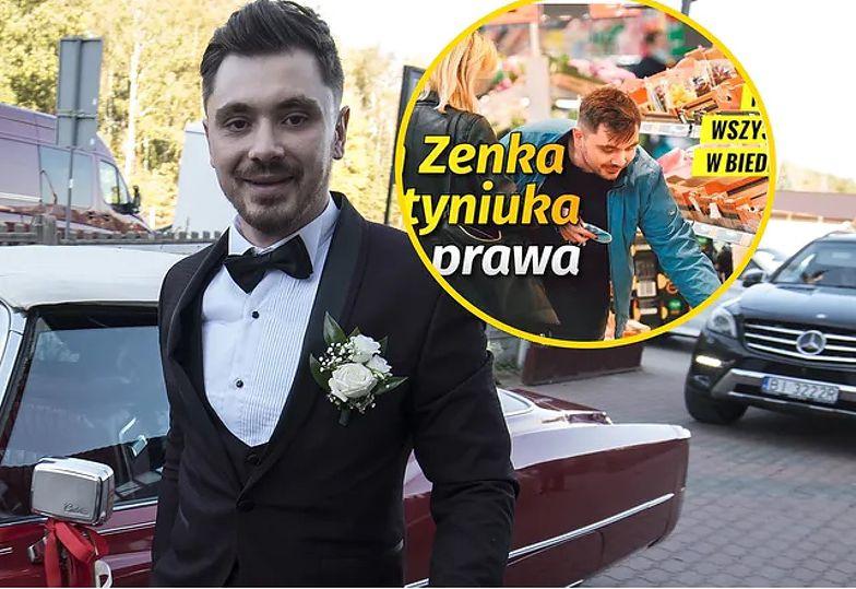 Daniel Martyniuk znów łamie przepisy. Niczego się nie nauczył