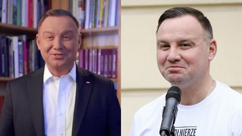 """Andrzej Duda założył Tik Toka. Internauci: """"Na horyzoncie kryzys gospodarczy, a prezydent robi z siebie KLAUNA"""""""
