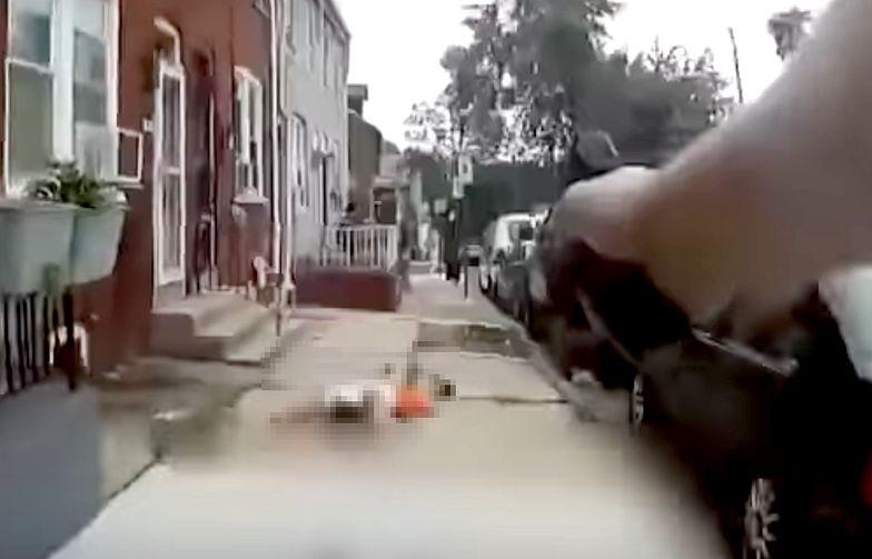 Nagranie ostatnich chwil życia. Policja chciała pokazać, dlaczego go zabili