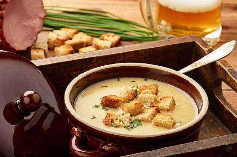 Zupa z piwa. Oryginalny pomysł na obiad