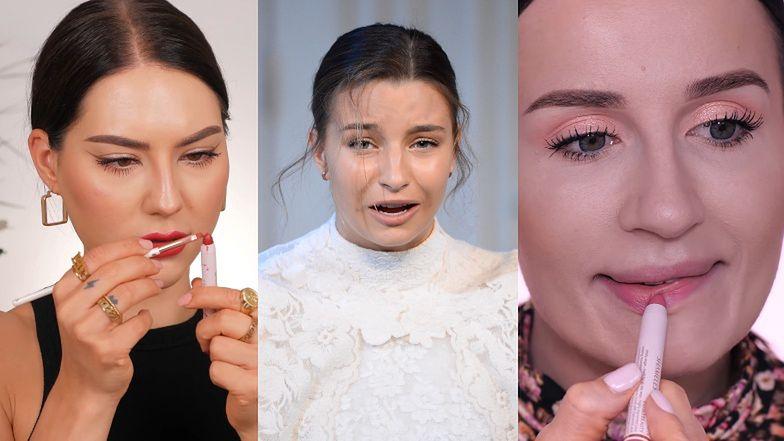 """Marka kosmetyczna Julii Wieniawy oskarżona o PLAGIAT?! """"Nazwa TA SAMA, odcień też podobny!"""""""