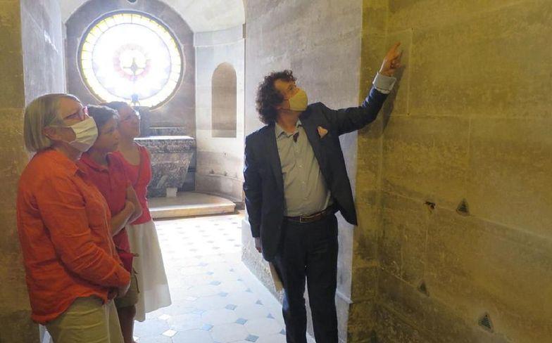 Historyczne odkrycie w Paryżu. Setki ofiar rewolucji francuskiej w ścianach kaplicy