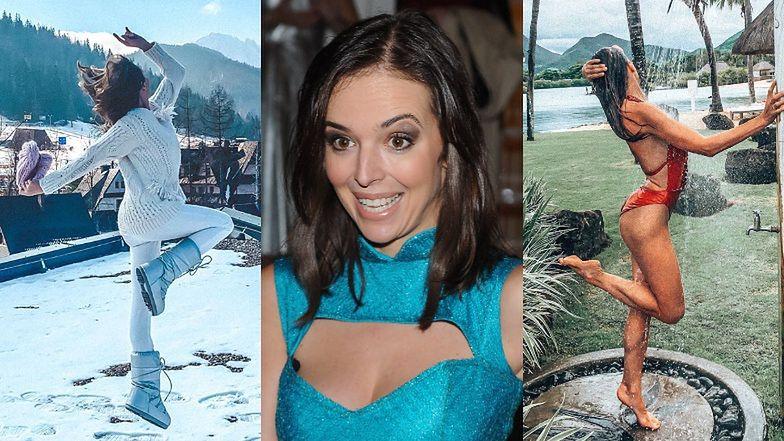 Podróżniczka Anna Wendzikowska udowadnia, że niemożliwe nie istnieje. W ciągu 5 godzin teleportowała się z Mauritiusa do Zakopanego (ZDJĘCIA)