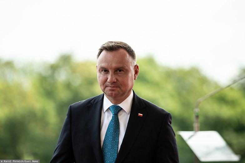 Andrzej Duda przygotował ustawę w sprawie aborcji!