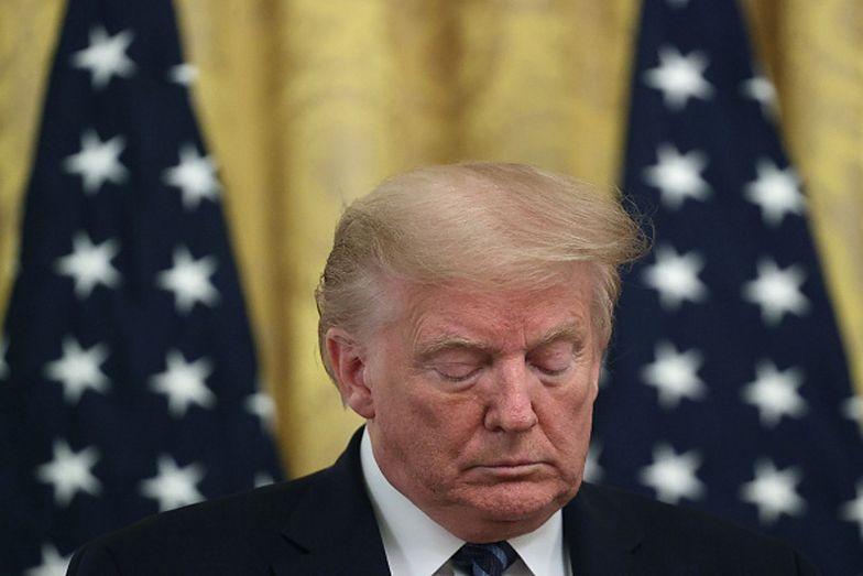 Donald Trump zabrał głos na temat powrotu Kim Dzong Una