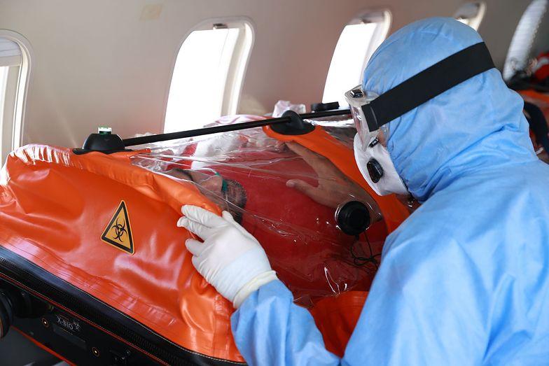 Szwecja. Wysoka śmiertelność wśród zakażonych koronawirusem