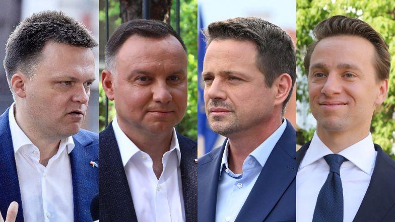 Wybory prezydenckie 2020. ZNAMY SONDAŻOWE WYNIKI!