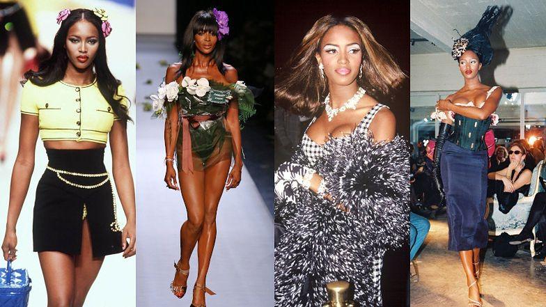 Naomi Campbell kończy 50 lat