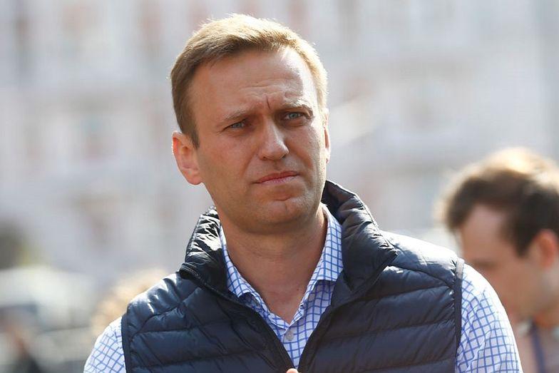 W jakim stanie jest Aleksiej Nawalny? Nowe informacje z Rosji i komentarz Kremla