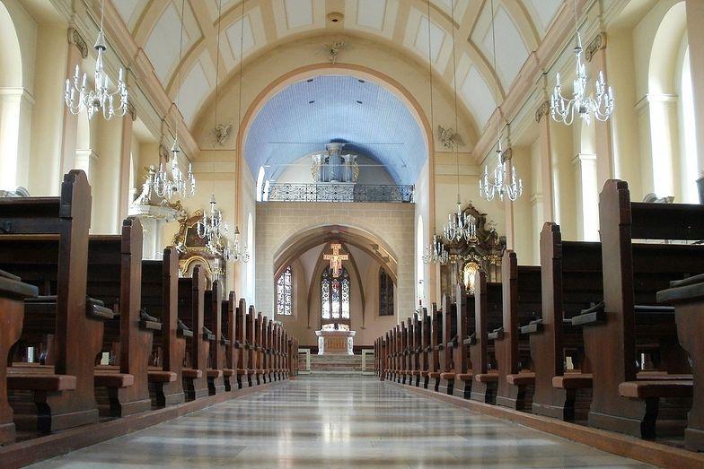 Ksiądz zarażony koronawirusem. Kościół w Katowicach zamknięty