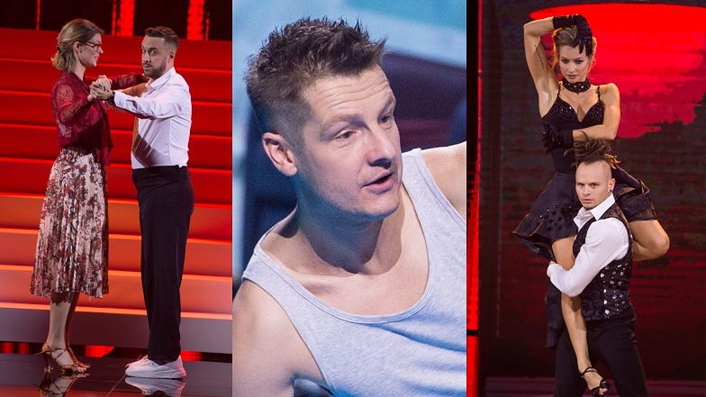 """""""Dance, Dance, Dance"""": ŁZY ANNY MUCHY, wzruszający występ Rafała Mroczka i sześciopak Rafała Jonkisza (ZDJĘCIA)"""