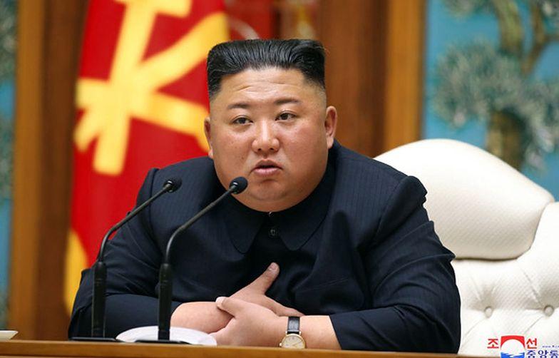Kim Dzong Un zapadł się pod ziemię.