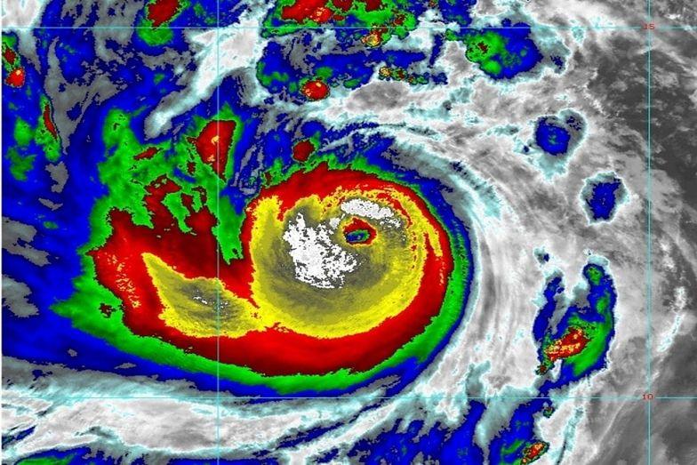 Cyklon Amphan sformułował się nad Zatoką Bengalską