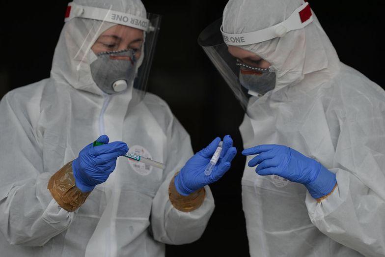 Koronawirus w Polsce. Kolejny rekord zakażeń! Najgorzej na Śląsku i w Małopolsce
