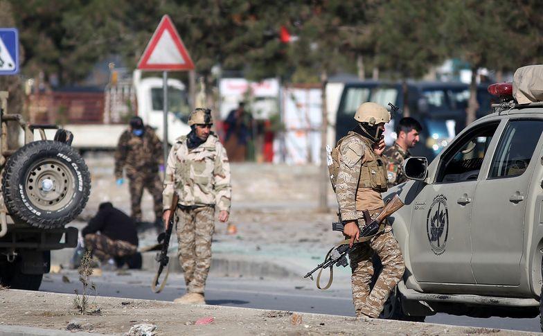 Rakiety spadły na Afganistan. Nie żyje co najmniej 8 osób, 31 jest rannych