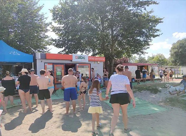 Rzeczywistość turystów w Kołobrzegu