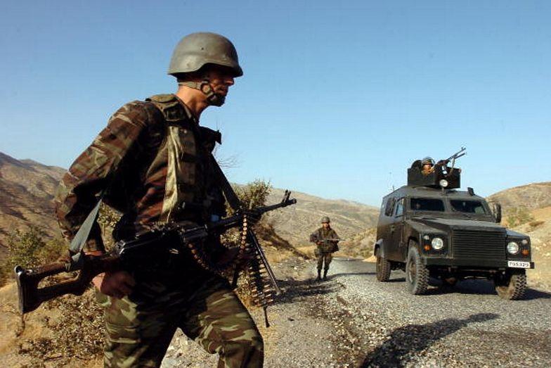 Irak. Sukces tureckich komandosów w walce z terrorystami