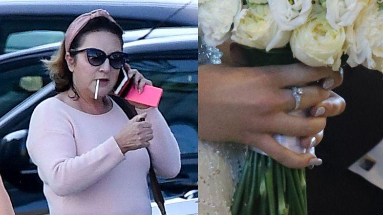 """Danuta Martyniuk żąda ZWROTU pierścionka zaręczynowego od byłej synowej: """"To PONAD STULETNIA pamiątka"""""""
