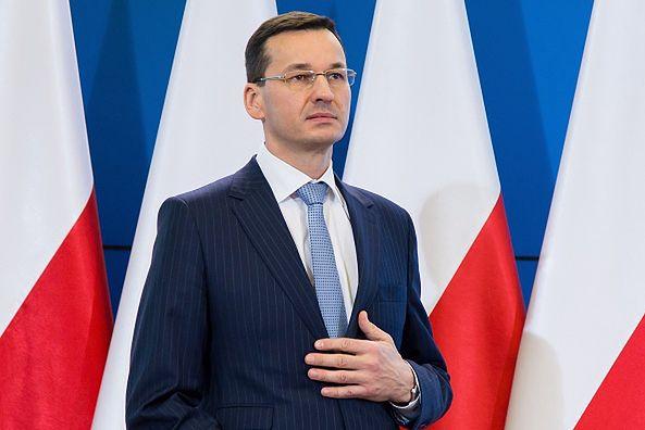Mateusz Morawiecki chwali działania UE.