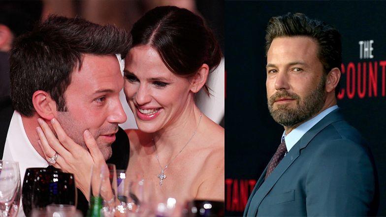 """Ben Affleck publicznie dziękuje Jennifer Garner za pomoc w walce z alkoholizmem: """"Jesteś wspaniałą osobą"""""""