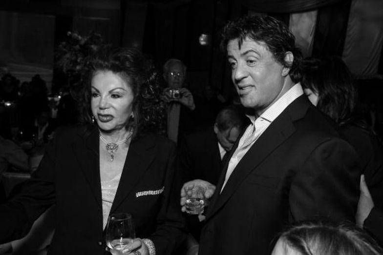 """Sylvester Stallone w żałobie. Nie żyje """"Królowa Hollywood"""""""