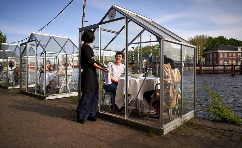 Innowacyjny pomysł holenderskiej restuaracji