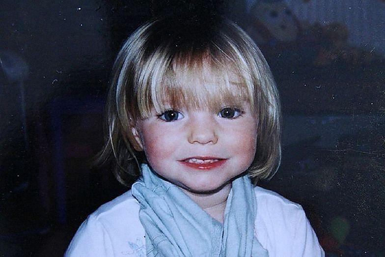 Madeleine McCann miała zostać porwana, gdy wyjechała z rodzicami na wakacje