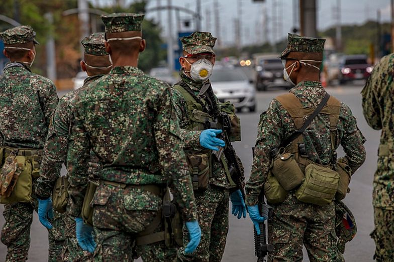 Wśród policji z Filipin panowało przyzwolenie na strzelanie do podejrzanych