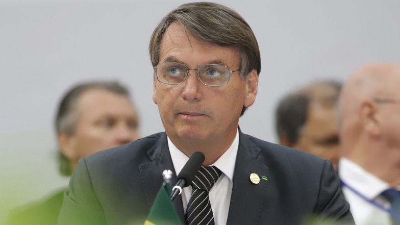 """Prezydent Brazylii ma koronawirusa! Wcześniej sprzeciwiał się obostrzeniom i twierdził, że """"ludzie i tak będą ginąć"""""""