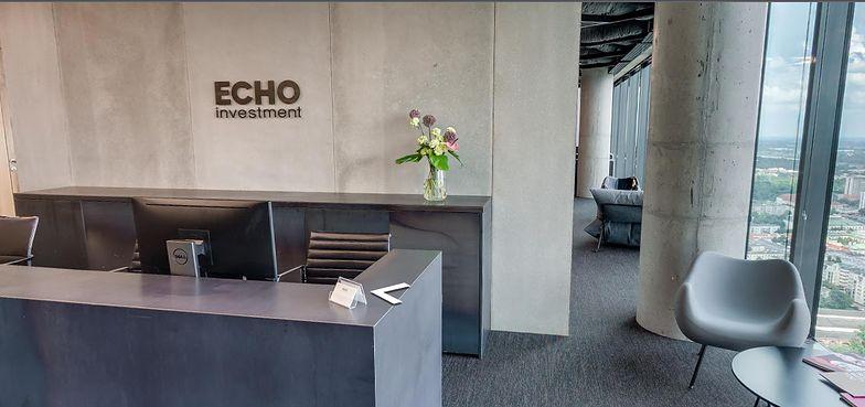 Echo planuje sprzedaż 2020 mieszkań i przekazanie ok. 1600 w 2020 roku