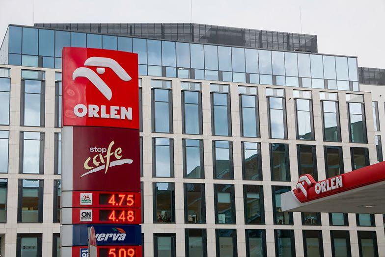 PKN Orlen ma list intencyjny ws. przejęcia PGNiG