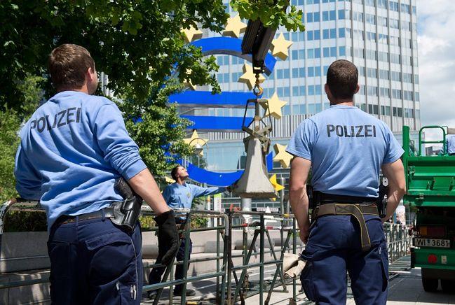 Niemcy: Antykapitalistyczne protesty we Frankfurcie nad Menem