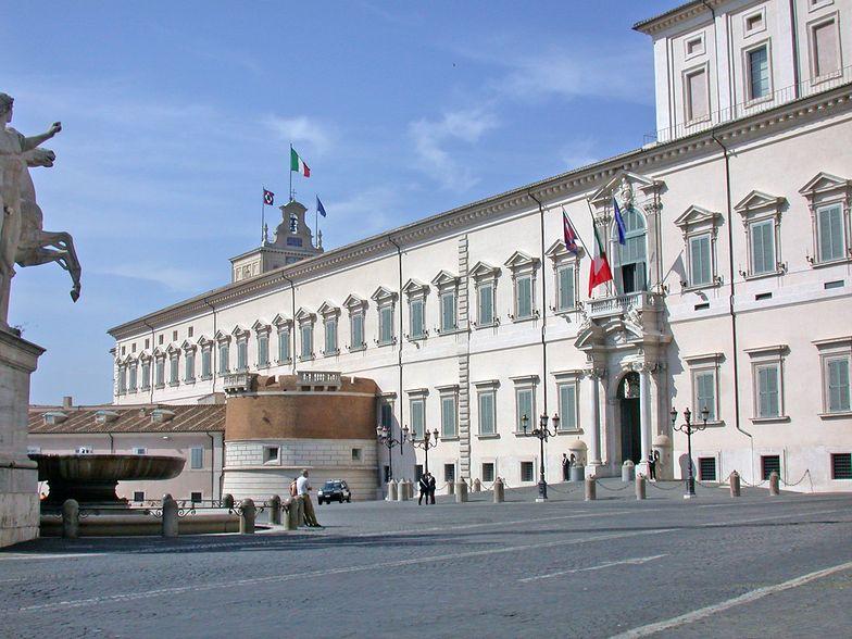 Włoska gospodarka się kurczy, ale nie jest źle