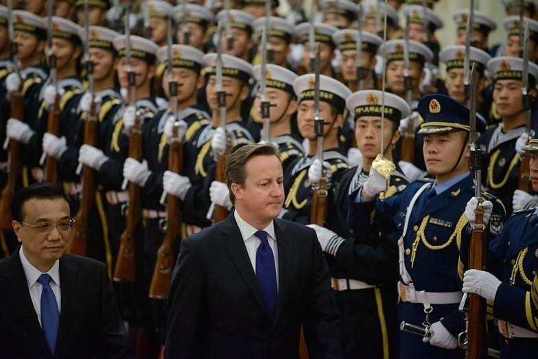 """Chińczycy o Wielkiej Brytanii. """"To żadna potęga"""""""