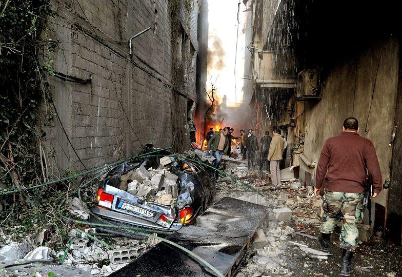 ONZ zawiesza operacje pomocowe w Syrii