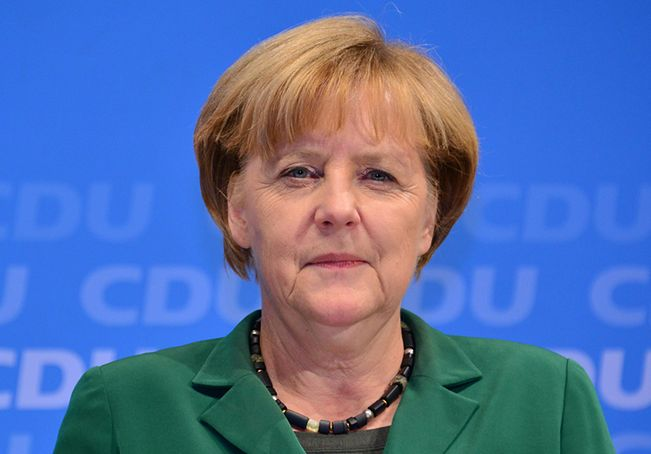 40 proc. Niemców chce dymisji Merkel