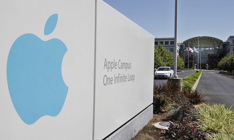 Apple jest najwyżej wycenianą firmą na amerykańskiej giełdzie
