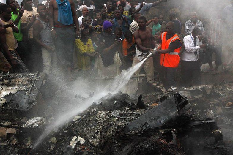 Nigeria w żałobie po w wypadku drogowym